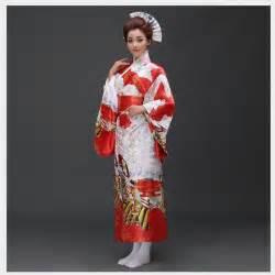 kimona dress aliexpress buy traditional japanese evening dress kimono silk yukata with obi