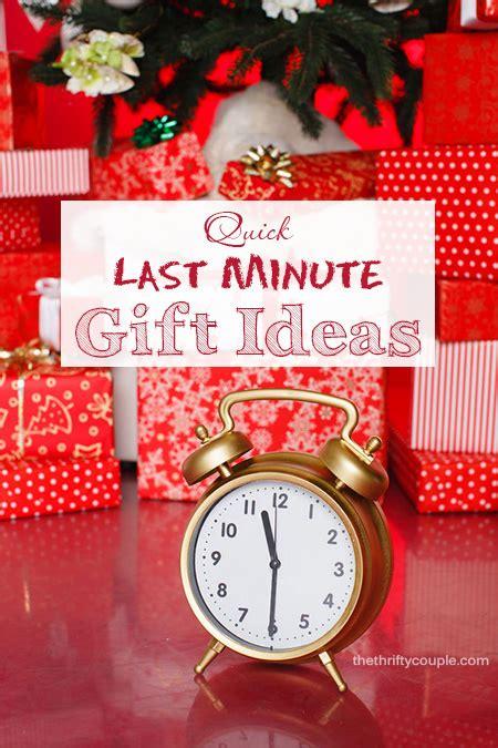 Last Minute Handmade Gifts - last minute gift ideas handmade gifts easy food