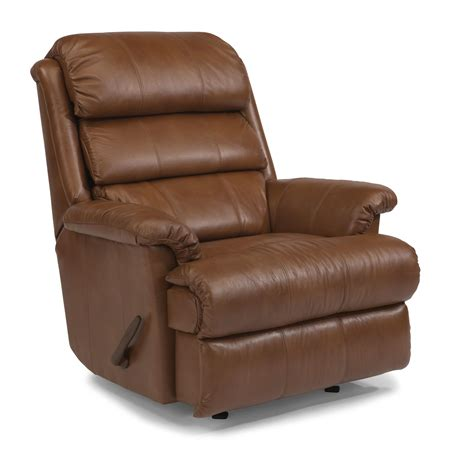 flexsteel recliner chairs flexsteel accents yukon power rocking recliner reeds