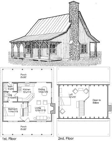 small cottages floor plans the world s catalog of ideas