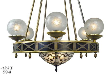 vintage hardware lighting mid century modern  light