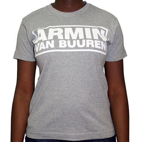 Armin Buuren T Shirt buuren armin armin buuren t shirt grey with