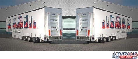 pedane idrauliche sponda idraulica automatica per camion 171 autofficina