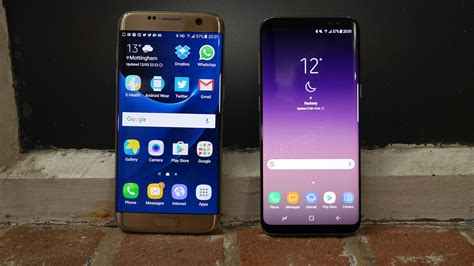 Samsung S8 Edge the samsung galaxy s8 is here but how does it compare to