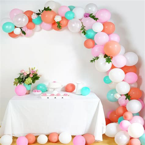 Easy Balloon Arch » Home Design 2017