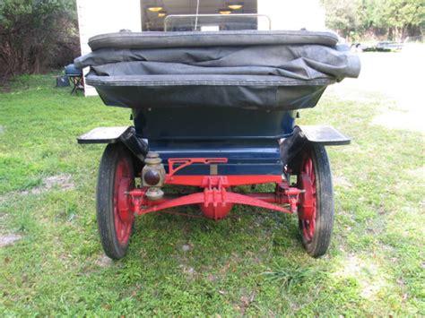 1909 cadillac for sale 1909 cadillac demi tonneau brass touring car model 30 for