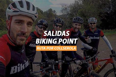 mirador collserola collserola el mirador de bcn biking point blog