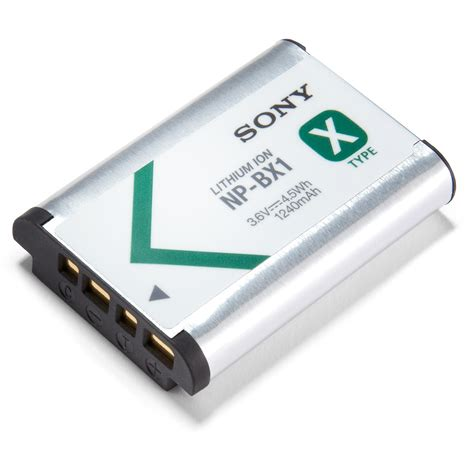 Sony Battery Np Bx1 1240mah sony sony battery np bx1 epictv shop
