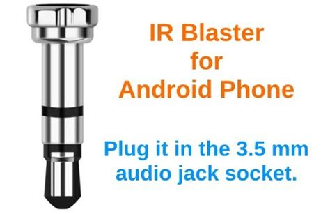 android ir blaster turn any android phone into remote with peel smart