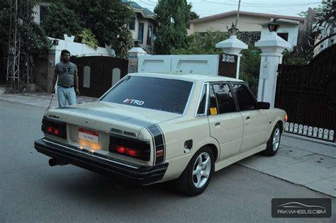 1982 Toyota Cressida Used Toyota Cressida 1982 Car For Sale In Lahore 869326