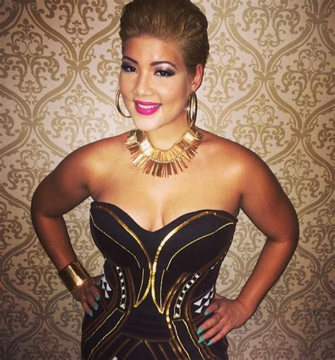 tessanne chin 2015 haircut tessanne chin remains professional despite personal