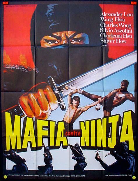 film ninja vs vires mafiavsninja poster