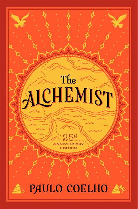 The Alchemists harperone celebrates 25 years of paulo coelho s quot the