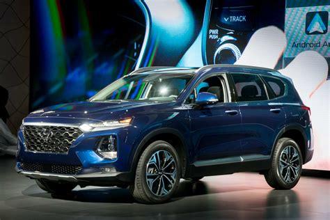 2019 Hyundai Size Suv by 2019 Hyundai Santa Fe Fresh Name Fresh Features Fresh