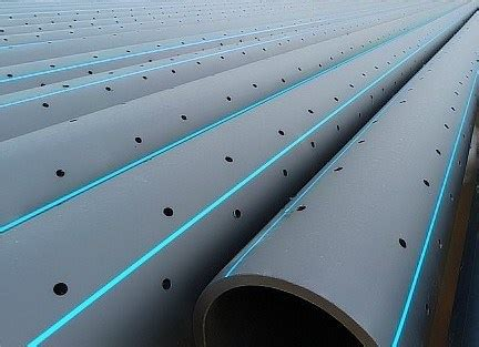 Pipa Hdpe Perforated China Landfill Hdpe Pipe Perforated Pe Pipe China Hdpe