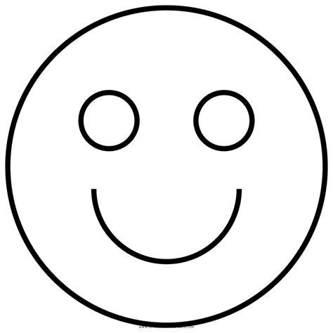 caritas para colorear pintar e imprimir emoji feliz para colorear database of emoji