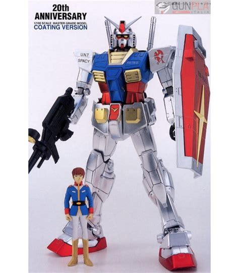 Gundam Mg Rx 78 2 mg rx 78 2 gundam coating version 1 100 gunpla italia