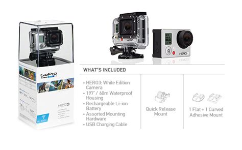 Rc List Af By Lim Shop Coll wts gopro 174 hero3 white edition jualbeli shop