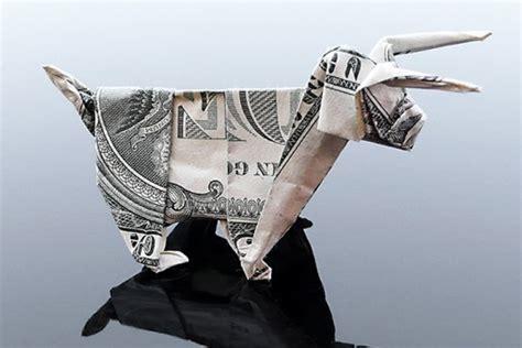 Origami Money Animals - craig folds five manipulates money into amazing origami