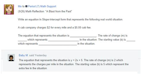 edmodo question of the day rockstar math teacher 1 1 ipads in math and self paced