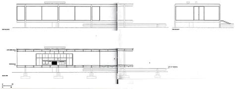 farnsworth house section top farnsworth house section wallpapers