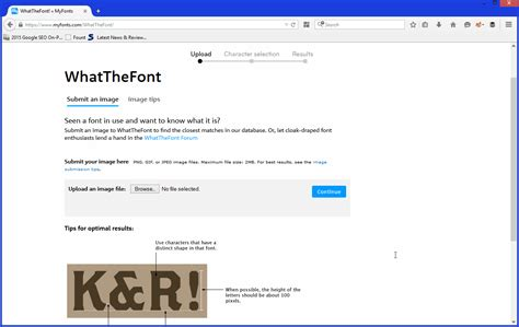 typography finder what the font is this find windows fonts