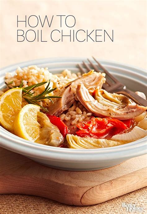 how to boil chicken breasts chicken breasts homemade