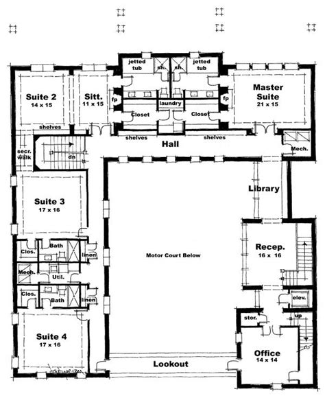 mansion floor plans castle dantyree darien castle plans arkitektur uge 15 16