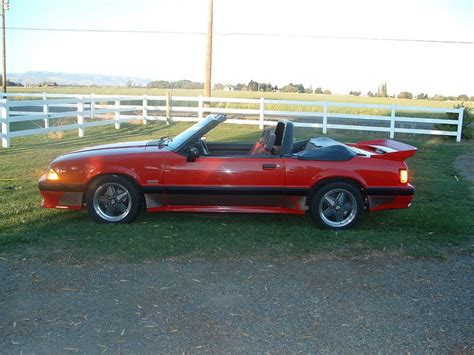 1991 saleen mustang 1991 convertible 91 0066 offered on ebay saleen owners