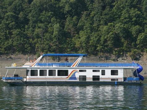 lake cumberland house boat 80 first lady houseboat