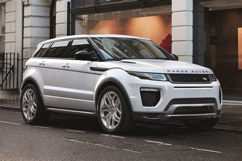 used 2017 land rover range rover evoque for sale pricing