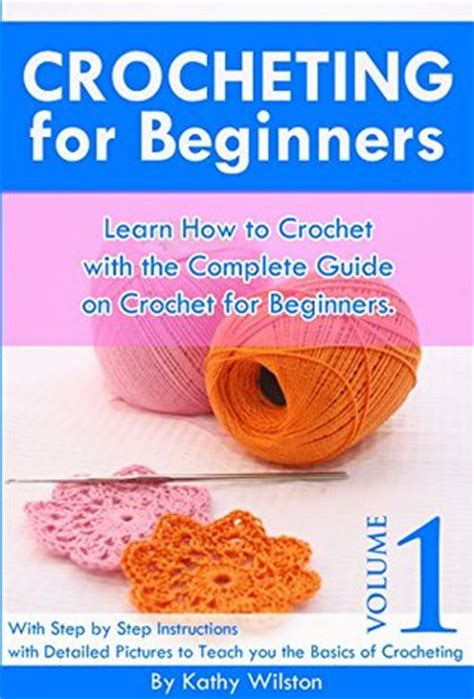 crocheting for beginners learn how to crcohet with the