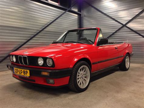 Bmw 318i Convertible by Bmw 318i E30 Convertible 1991 Catawiki