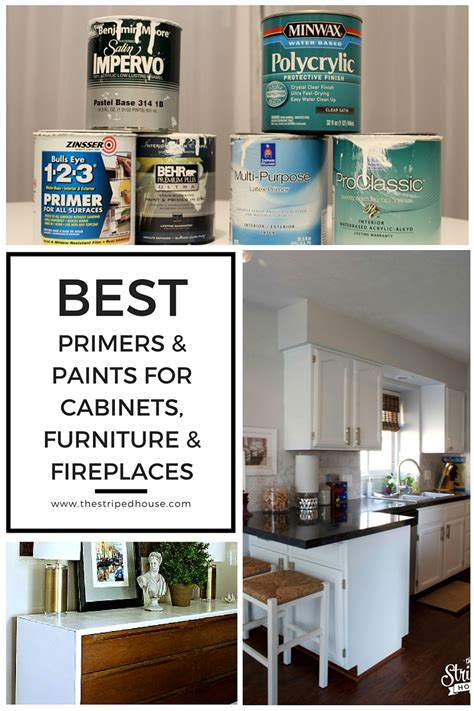 Best Primer For Painting Kitchen Cabinets | best primers paints for cabinets furniture fireplaces