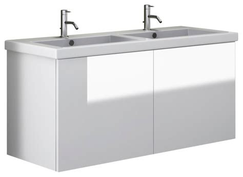 47 inch vanity cabinet with ceramic sink