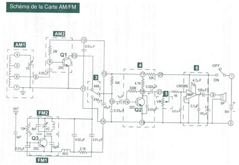 remplacer transistor germanium par silicium remplacement d un transistor par un autre remplacer bc557 par un autre composant par lm5629