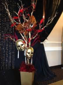 masquerade themed decorations 1000 ideas about masquerade centerpieces on
