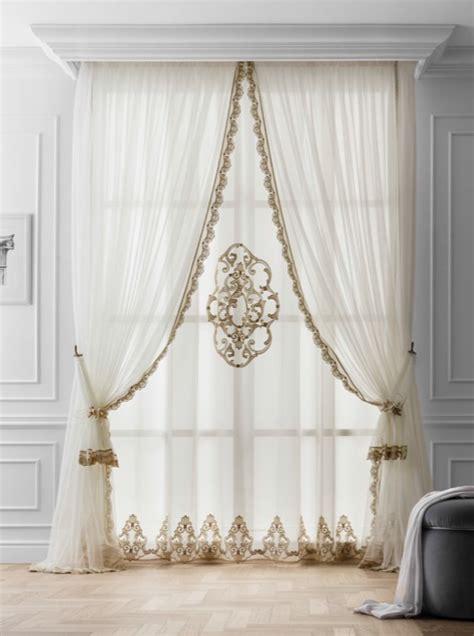 tende da salone classiche tende classiche con cadute acquedolci messina