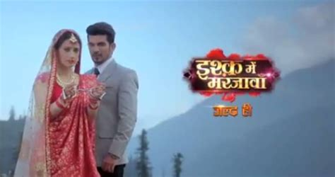 ishq mein marjawan tv serial trp reviews cast story
