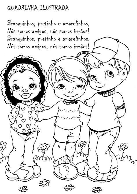 Quadrinhas e trava-línguas ilustrados   Aprendendo com a