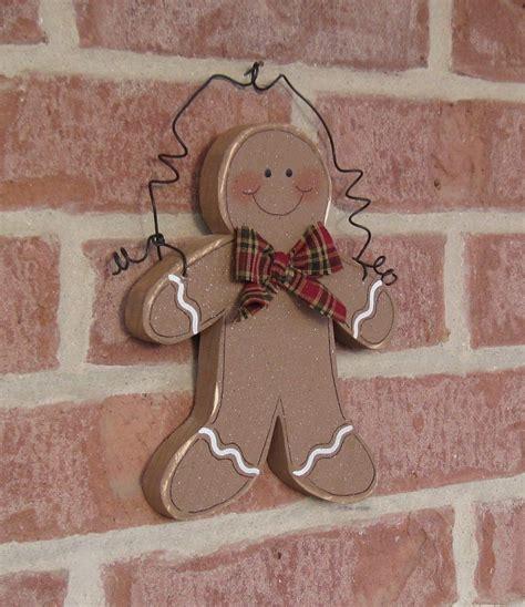 gingerbread woodwork hanging gingerbread for wall door tree