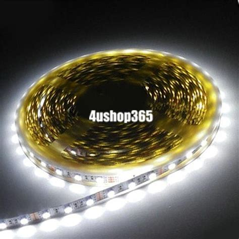 Warm Colored Led Lights 5630 5050 5m Full Color Cool Warm White 300 Leds Smd