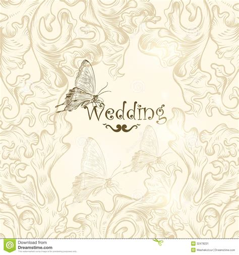 pattern wedding vector cute wedding background for design stock image image