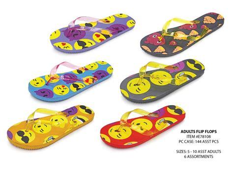 light up flip flops for adults emoji flip flop e78108