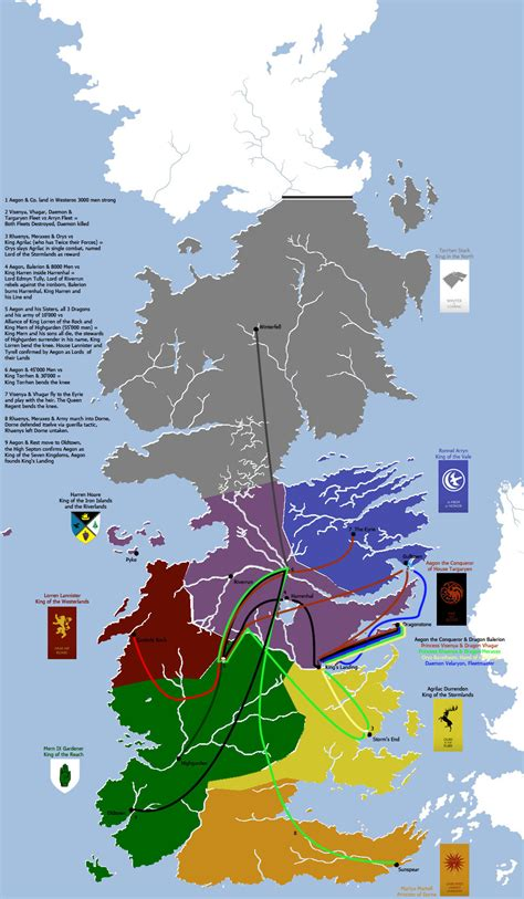 buzzfeed uk map 27 maps that will change how you think about quot of thrones quot