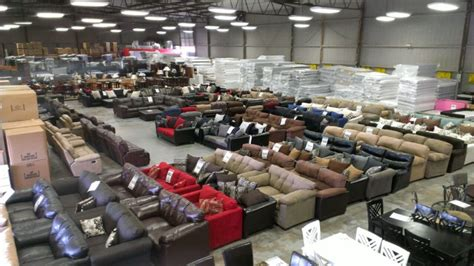 american freight recliners warehouse floor american freight furniture office