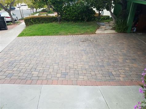 patio paver sealer 25 best ideas about sealing pavers on lawn
