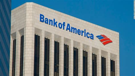 big bank bank of america suffers profit drop