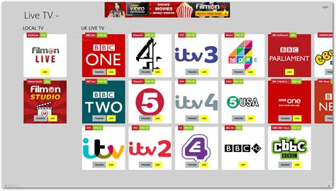 live tv live tv for windows 8