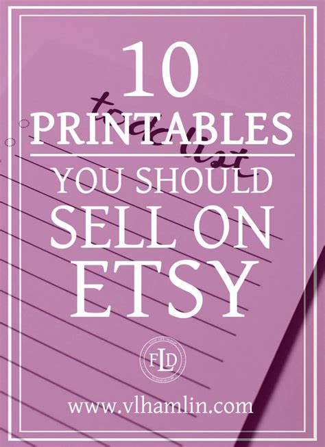 selling printable quotes on etsy 10 printables you should sell on etsy food life design